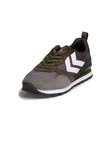 Hummel Ayakkabı Thor Gradient 210979-6740 Yeşil